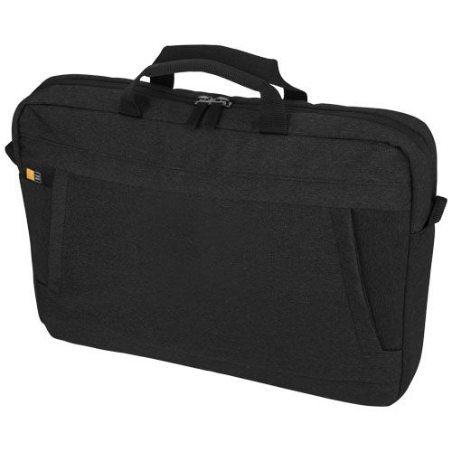 """Huxton 15.6"""" laptop and tablet briefcase"""