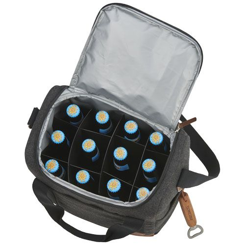 """Saco térmico para 12 garrafas """"Campster"""" brindes LISBOA"""