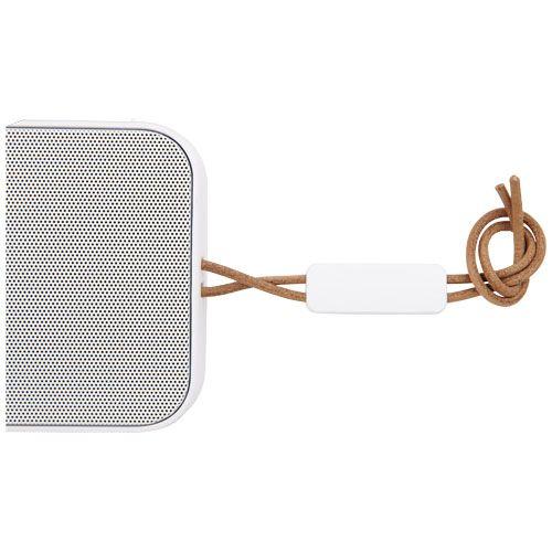 """Altifalante Bluetooth® à prova de água para exterior """"Wells"""" brindes LISBOA"""