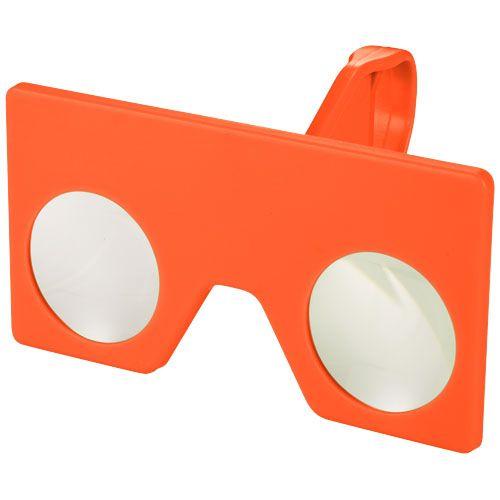 Mini-virtuaalitodellisuuslasit klipsillä