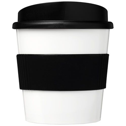 Gobelet Brite-Americano® primo 250ml avec bandeau antidérapant LUXVISUAL Luxembourg