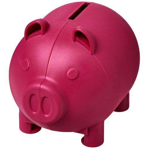 Petite tirelire en forme de cochon Oink