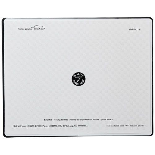 Brite-Mat® Alfombrilla para ratón rectangular  Regalos Promocionales personalizados para Empresas