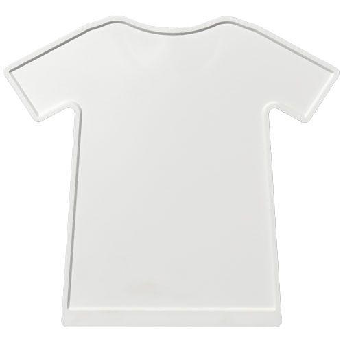 Racleur à glace Brace en forme de t-shirt WIZ PUB