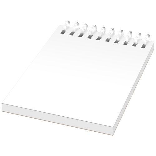 Cahier Desk-Mate® à spirales A7 avec couverture PP