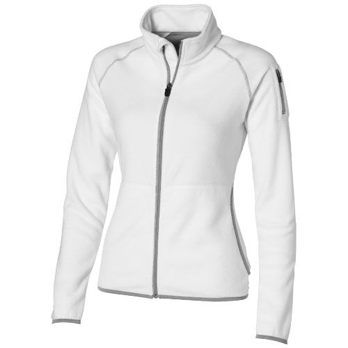 Veste micro-polaire full zip femme Drop Shot