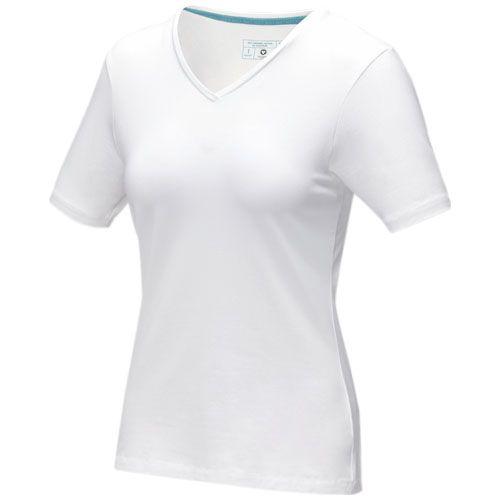 T-shirt bio manches courtes femme Kawartha