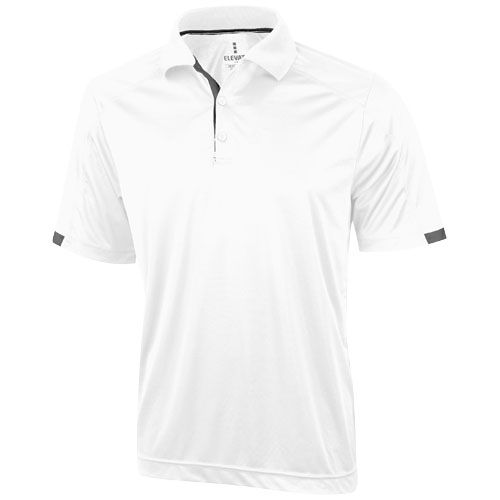 Kiso short sleeve men's cool fit polo