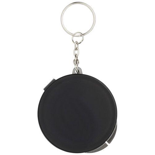 Porte-clés et paille réutilisable en silicone Rhine WIZ PUB