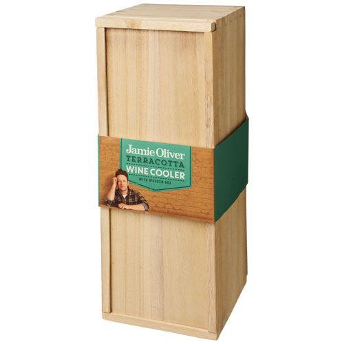 "Refrigerador de vinho ""Terracotta"" brindes LISBOA"