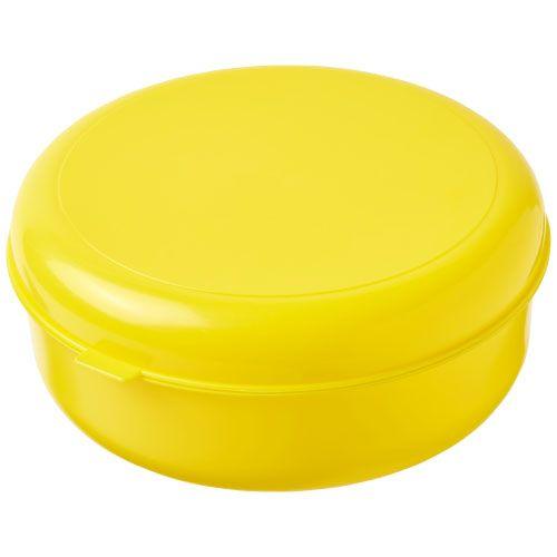 Pasta box ronde Miku en plastique