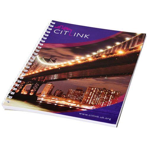 Desk-Mate® kierremuistikirja, A4