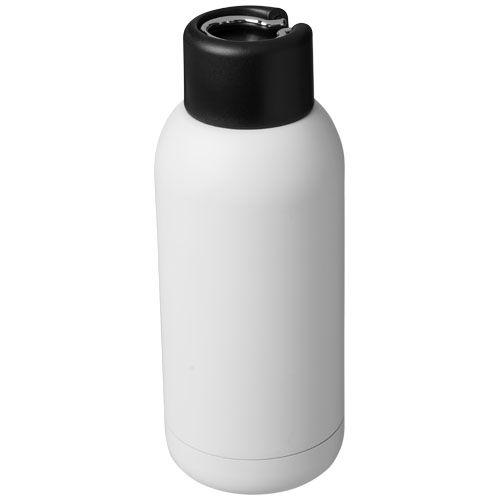Brea 375 ml:n kuparinvärinen eristetty juomapullo