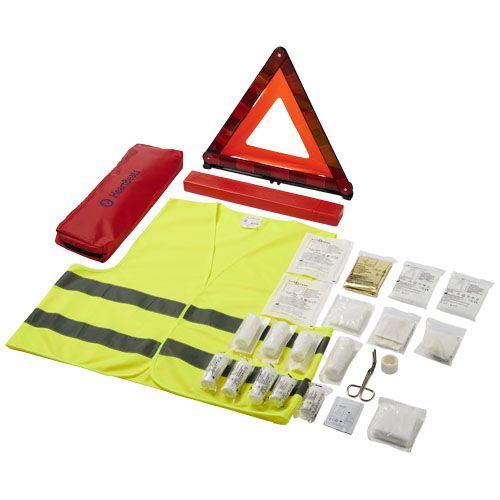 Kit de sécurité trio pour voiture Joachim publicitaire personnalisable
