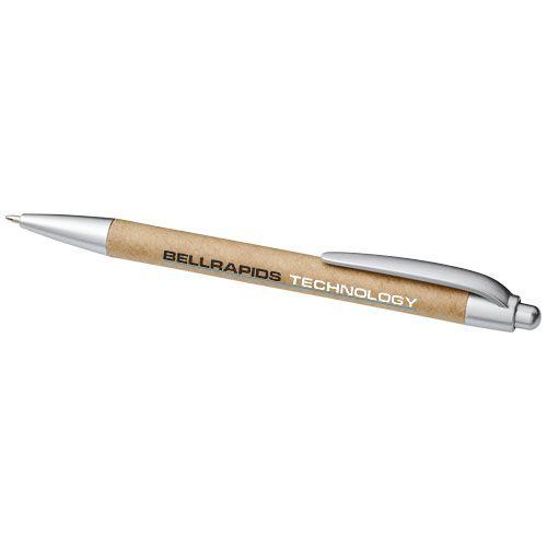 Tiflet recycled paper ballpoint pen ADLANTIC IE SALES LTD WICKLOW A98 D282