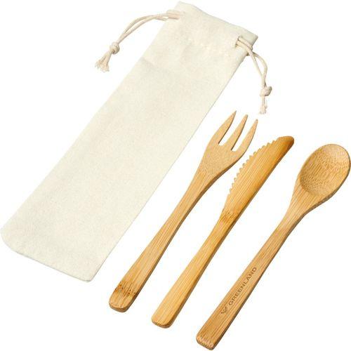 Celuk bamboo cutlery set ADLANTIC IE SALES LTD WICKLOW A98 D282