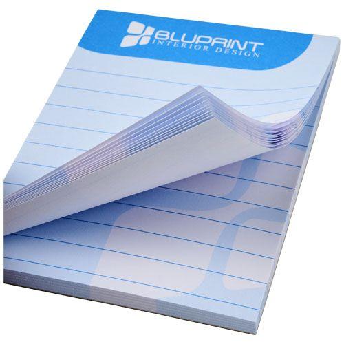 Bloc-notes Desk-Mate® A7 personnalisé  goodies objets publicitaires