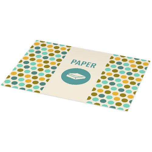 Bloc-notes Desk-Mate® A3 avec couverture personnalisé  goodies objets publicitaires