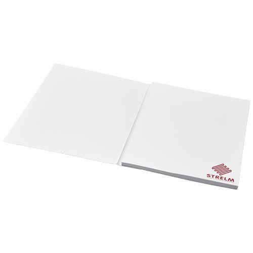 Bloc-notes Desk-Mate® A5 avec couverture personnalisé  goodies objets publicitaires