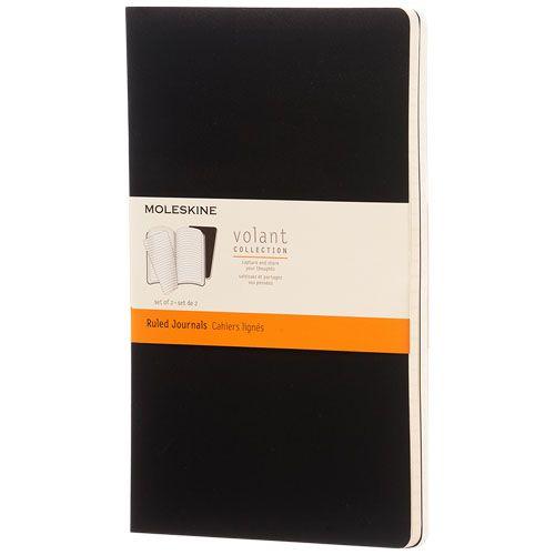Volant Journal-muistivihko, L-koko - viiva