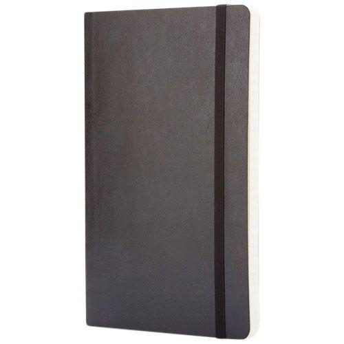 Classic L -muistikirja, pehmeäkantinen - ruutu