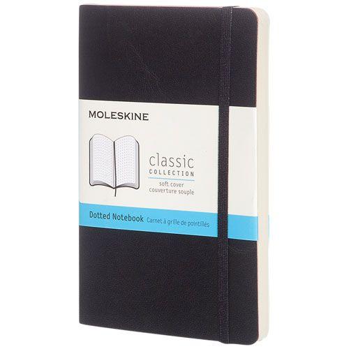 Classic PK -muistikirja, pehmeäkantinen - pisteviivoitettu