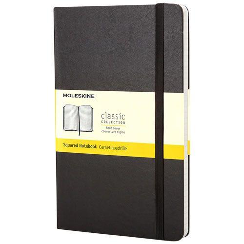Classic PK -muistikirja, kovakantinen - ruutu