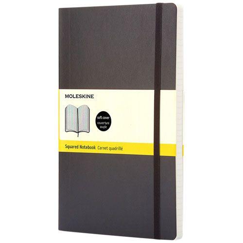 Classic PK -muistikirja, pehmeäkantinen - ruutu