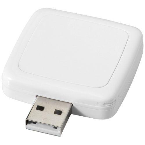 Clé USB rotative square