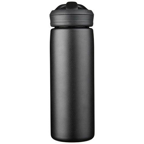 Eddy+ 600 ml:n kuparivakuumi eristetty juomapullo