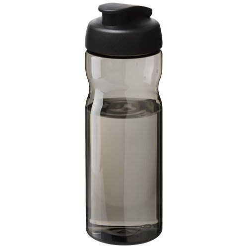 H2O Eco 650 ml -urheilujuomapullo läppäkannella