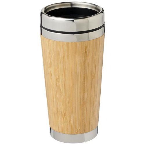 Gobelet 450ml avec extérieur en bambou Bambus