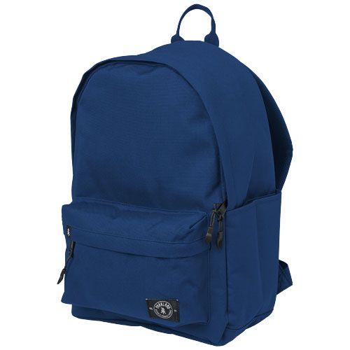 """Vintage 13"""" RPET laptop backpack"""