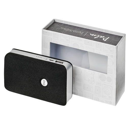 Haut-parleur Bluetooth Palm avec batterie de secours sans fil