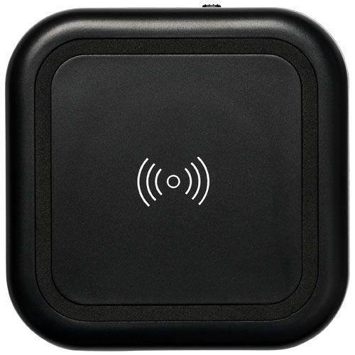 Haut-parleur Bluetooth® Coast avec socle de charge sans fil