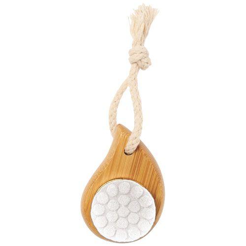 """Escova facial em bambu """"Plato"""" brindes LISBOA"""
