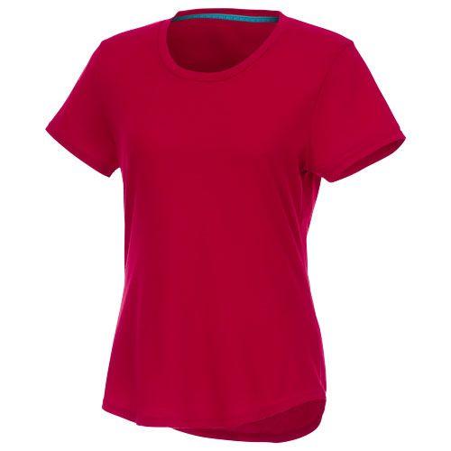 Jade naisten lyhythihainen t-paita, kierrätettyä materiaalia