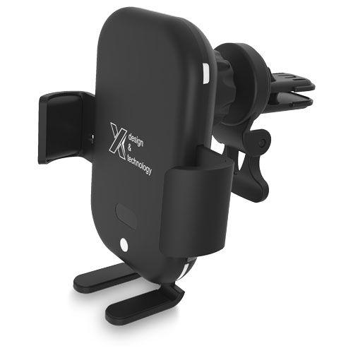 SCX.design V35 -laturi autoon, puhelimeen automaattisesti tarttuva ja valaistuva