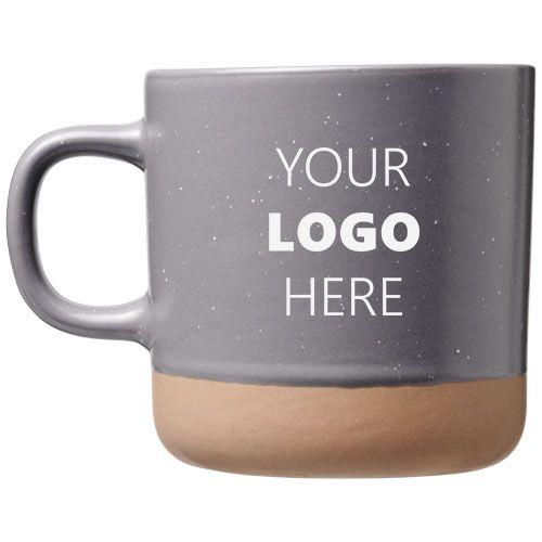 """Taza de cerámica de 360 ml """"Be Inspired""""  Regalos Promocionales personalizados para Empresas"""