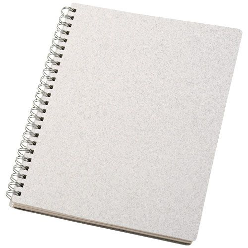 Bianco Bloco de notas com argolas de tamanho A5 brindes LISBOA