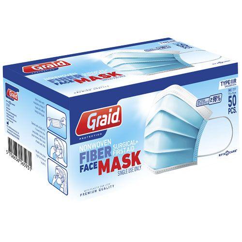 Masque de type IIR Moore