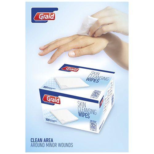 """Toallita limpiadora """"Elisabeth""""  Regalos Promocionales personalizados para Empresas"""