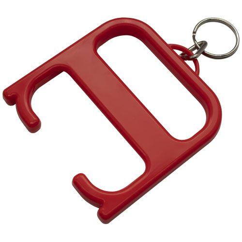 Hygienia-avain avaimenperällä