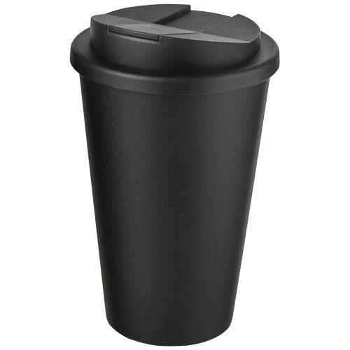 Americano® Kierrätetty 350 ml muki, läikyttämätön kansi