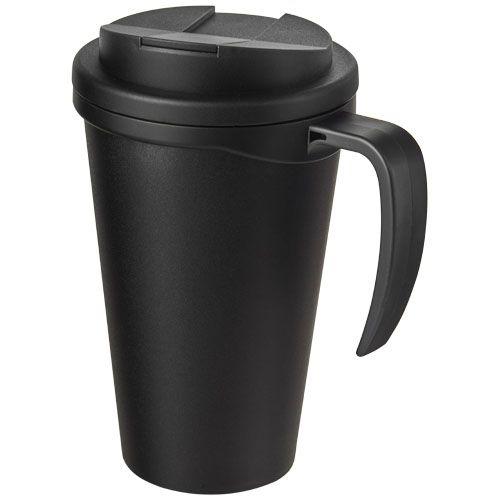 Mug isolant Americano® grande 350ml avec couvercle anti fuites