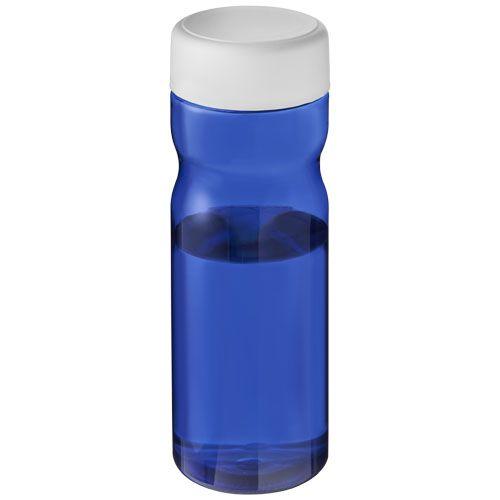 H2O Eco Base 650 ml screw cap water bottle