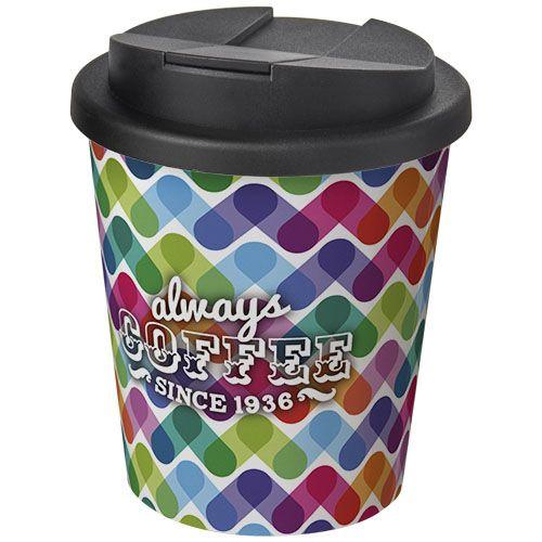 Gobelet isolant Americano® Espresso 250ml avec couvercle anti-fuite