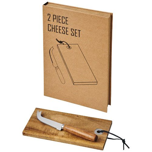 Ensemble pour fromage 2 pièces Reze