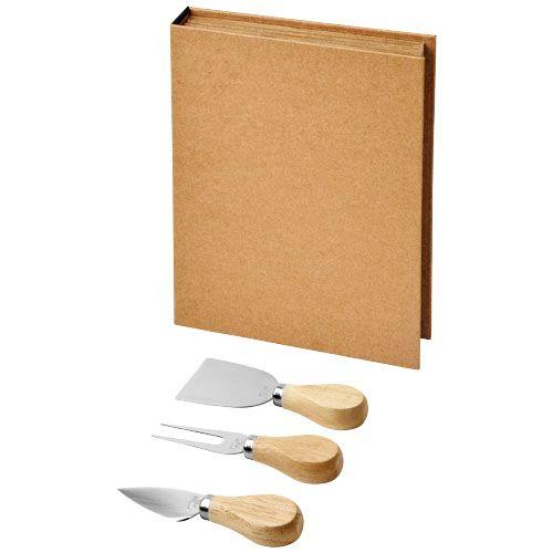 Ensemble pour fromage 3 pièces Reze