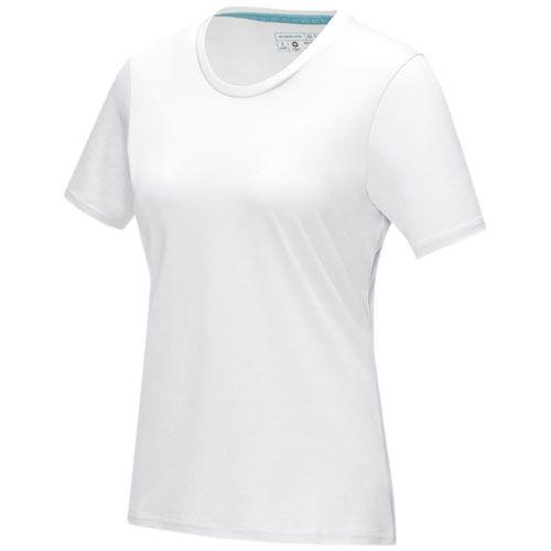 Azurite-T-paita, GOTS-sertifioitu luomupuuvilla, lyhythihainen, naisten